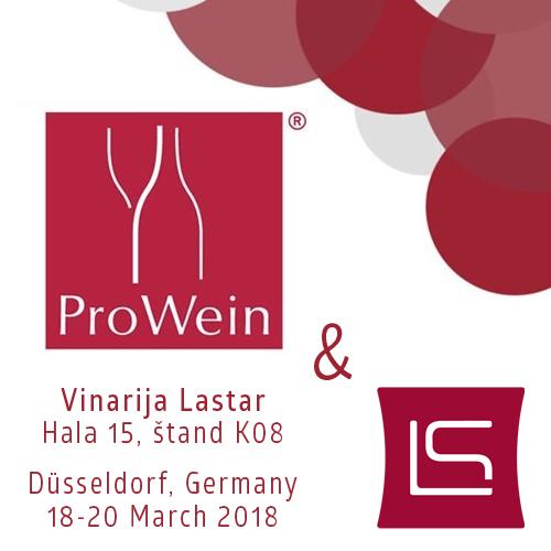 Pro Wein Dusseldorf 2018