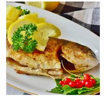 Gastro Predlozi: Bela Grilovana Morska Riba