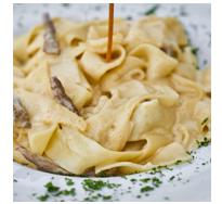 Gastro Predlozi: Paste sa kremastim sosevima
