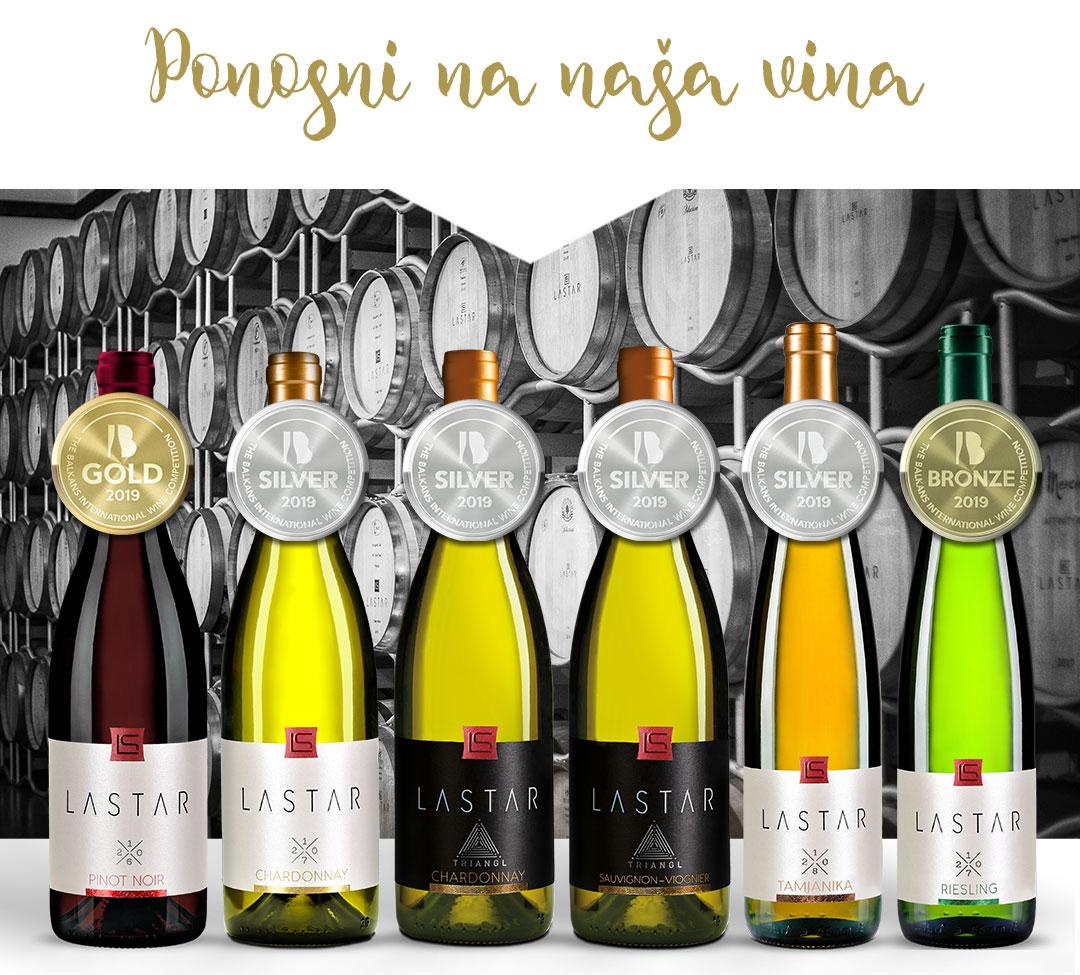 Ponosni na nasa vina, Lastar