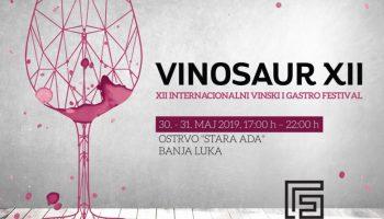Vinosaur XII, 12 Internacionalni Vinski Gastro Festival