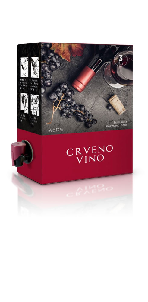 bag in box crveno vino